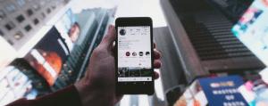 Анализ и разработка контент-стратегии Instagram (Инстаграм) 1