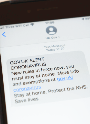 Рассылка SMS-сообщений 2