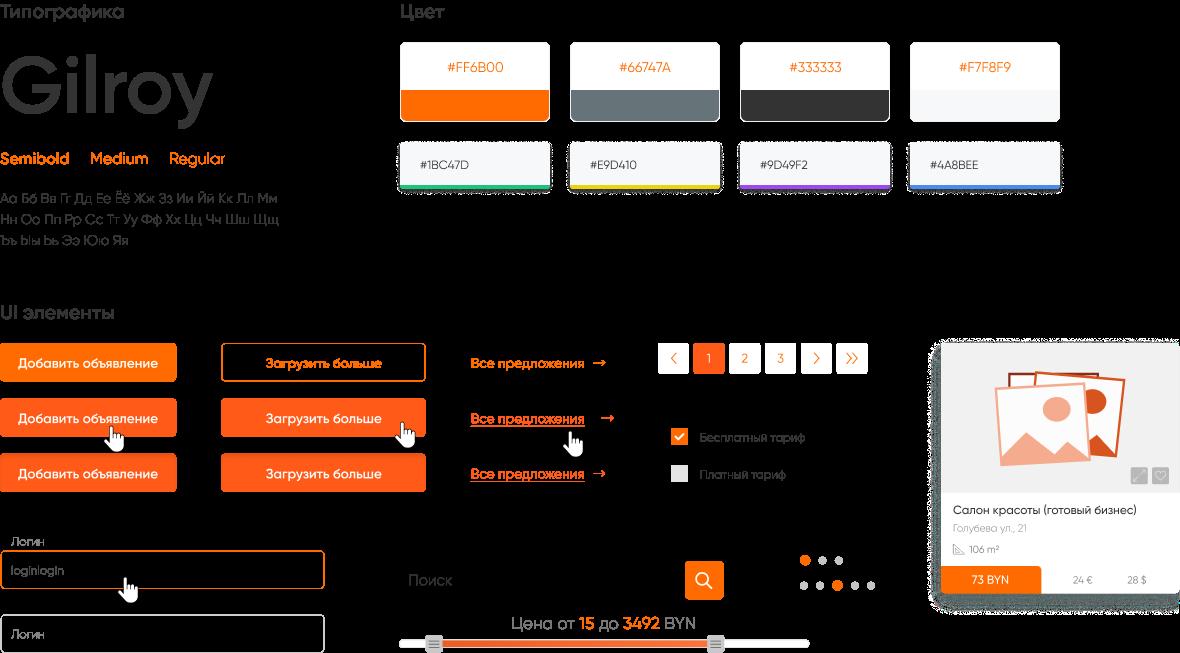 Создание сайта, разработка дизайна и логотипа, а также нейминг для проекта «Муравейник» 4